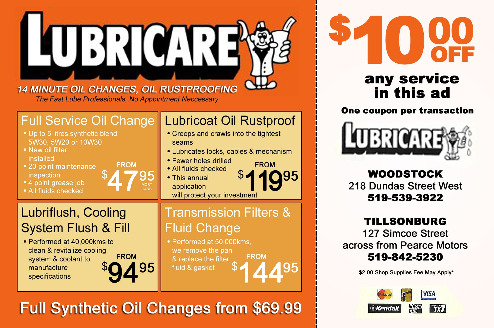 LUBRICARE-COUPON